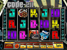 Code 211™ Slot Machine Game to Play Free in Saucifys Online Casinos