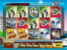 Dream Wheel Jackpot™ Slot Machine Game to Play Free in Saucifys Online Casinos