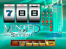 Minted Sevens Online Slot Machine - Play Free Online Today
