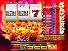 Minted Sevens™ Slot Machine Game to Play Free in Saucifys Online Casinos