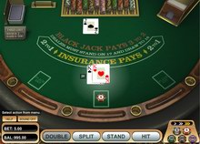 free-european-blackjack-game