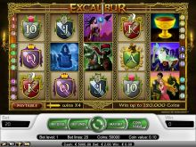 free-excalibur-slot-machine