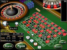 free-european-roulette-game