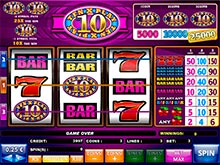 10x Play Slot Machine - Free to Play Online Casino Game