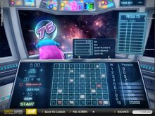 free-space-keno-game